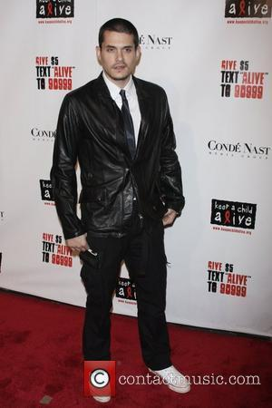 John Mayer Keep A Child Alive's 5th Annual Black Ball at Hammerstein Ballroom - arrivals New York City, USA -...