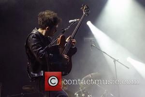 Black Rebel Motorcycle Club perform at the Pepsi Music Festival 2008 Buenos Aires, Argentina - 02.10.08