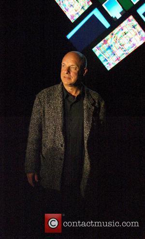 Surgeon Prescribes Brian Eno's Music To Hospital Patients