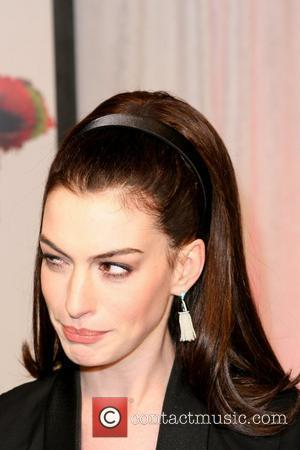 Hathaway Jokes About Love Split
