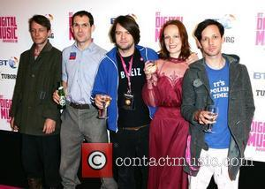 British Sea Power The BT Digital Music Awards London, England - 01.10.08