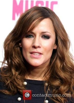Caroline Flack The BT Digital Music Awards London, England - 01.10.08
