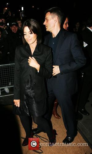 Claudia Winkleman Brit Awards 2009 Universal Aftershow party at Claridges - Outside Arrivals London, England - 18.0209