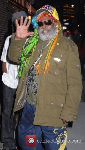 David Letterman, Ed Sullivan Theatre, George Clinton