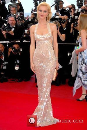 Eva Herzigova 2009 Cannes International Film Festival - Day 6 'Looking for Eric' official screening - Arrivals Cannes, France -...