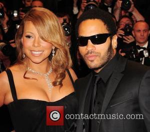 Mariah Carey and Lenny Kravitz