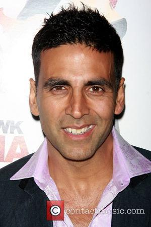 Akshay Kumar New York Premiere of 'Chandni Chowk To China' held at AMC Empire 25 - Arrivals New York City,...