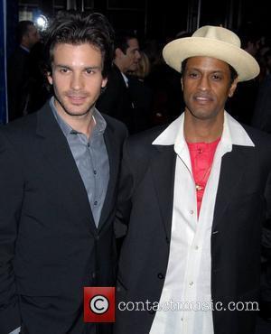 Santiago Cabrera and Roberto Luis Santana The 46th New York Film Festival - 'Che/Guerrilla' premiere at the Ziegfeld Theater -...