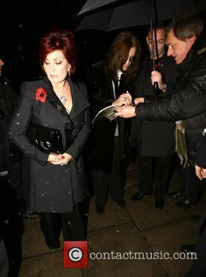 Sharon Osbourne and Ozzy Osbourne Classic Rock...