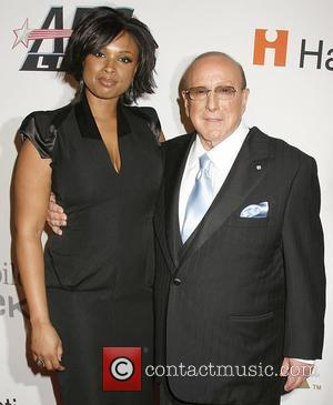 Jennifer Hudson and Clive Davis Clive Davis and The Recording Academy present the Annual Pre-Grammy Gala  Beverly Hills, California...