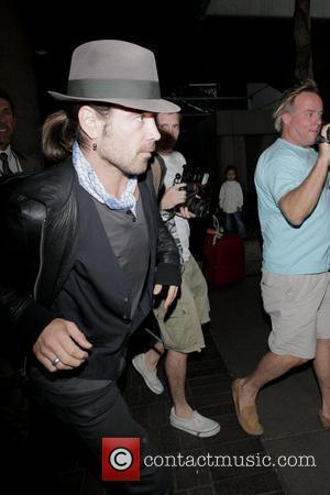 Farrell Kicked Booze To Avoid 'Meltdown'