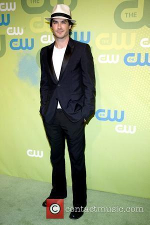 Ian Somerhalder The CW Network 2009 UpFront - Arrivals New York City, USA - 21.05.09