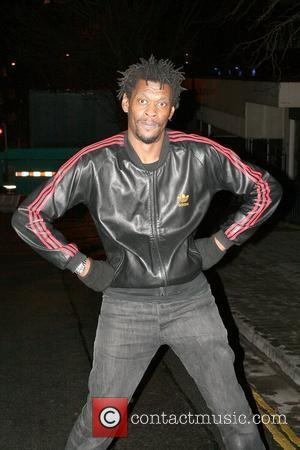 Daddy G aka Grantley Marshall of Massive Attack outside the Grace Jones concert at the Colston Hall Bristol, England -...