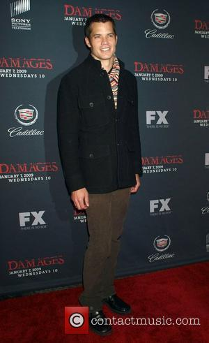 Timothy Olyphant Televsiion show 'Damages' celebrates it's second season premiere at the DGA Theatre New York City, USA - 13.12.08