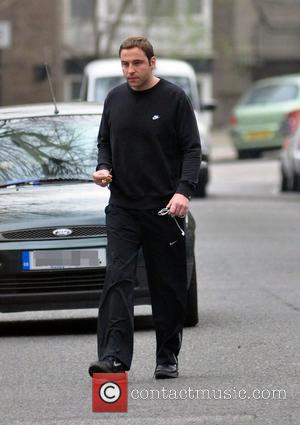 David Walliams dressed casually while out and about London, England - 14.04.09