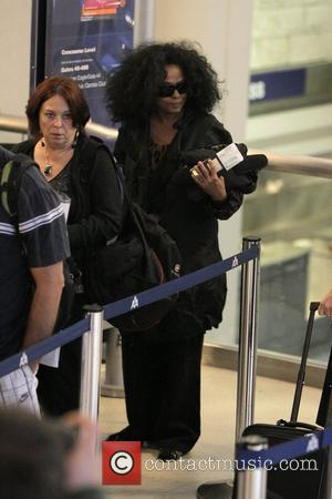 Diana Ross Plots Summer Tour