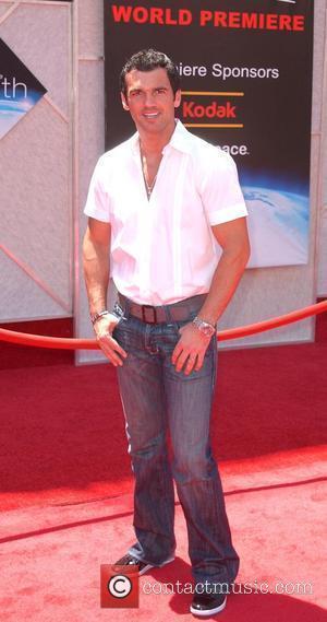 Tony Dovolani World Premiere of 'Disneynature: earth' held at El Capitan theatre Hollywood, California - 18.04.09