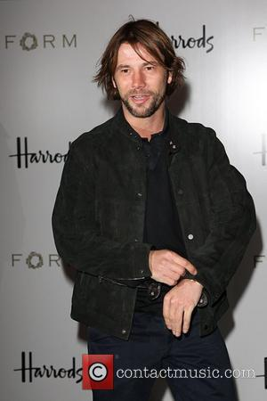 Jay Kay Petra Ecclestone launches her debut menswear collection at Harrods London, England - 02.10.08