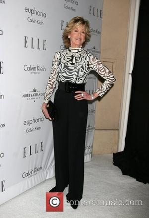 Jane Fonda Elle's Women in Hollywood event at the Four Seasons Hotel  Los Angeles, California - 06.10.08