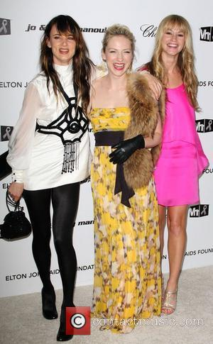 Juliette Lewis, Beth Riesgraf, Cameron Richardson 17th Annual Elton John AIDS Foundation Academy Awards (Oscars) viewing party, held at the...