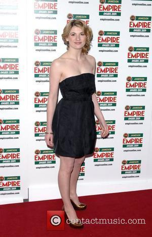 Jodie Whittaker Jameson Empire Film Awards held at the Grosvenor House Hotel - Arrivals. London, England - 29.03.09