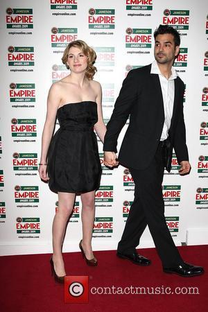 Jodie Whittaker and guest The Jameson Empire Film Awards 2009 held at the Grosvenor House hotel London, England - 29.03.09