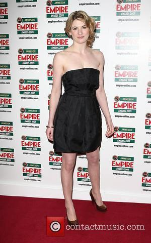 Jodie Whittaker The Jameson Empire Film Awards 2009 held at the Grosvenor House hotel London, England - 29.03.09