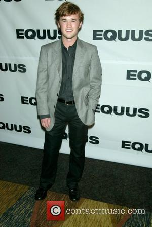 Haley Joel Osment at the opening night after-party for the Broadway revival of 'Equus' held at Pier 60 in Manhattan...