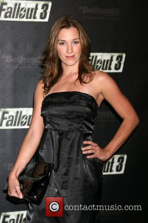 Carly Craig  Launch of Fallout 3 Videogame held at the LA Center Studios  Los Angeles, California - 16.10.08