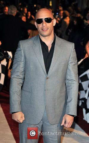 Vin Diesel Fast & Furious - UK film premiere held at the Vue West. London, England - 19.03.09