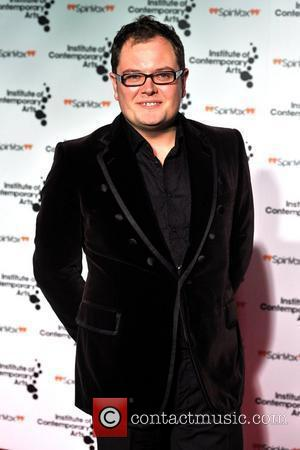 Alan Carr 'Figures Of Speech' fundraising gala held at The Brewery. London, England - 26.03.09