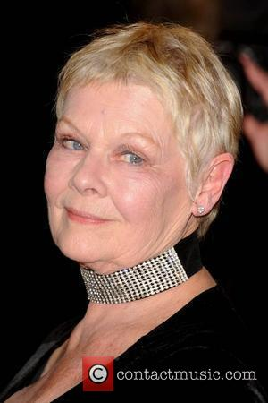 Dame Judi Dench  The London Film Critics' Circle Awards held at Grosvenor House - Arrivals London, England - 04.02.09