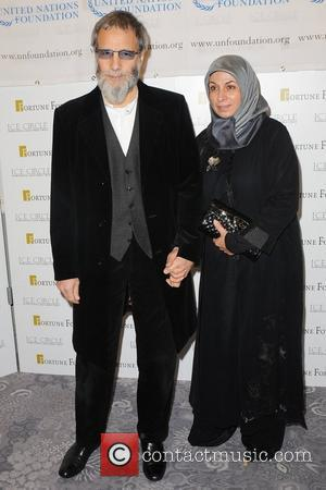 Yusuf Islam formally aka Cat Stevens and Fauzia Islam The 3rd Fortune Forum Summit at the Dorchester Hotel - Arrivals...