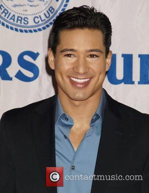 Mario Lopez  The Friar's Club Roast of Matt Lauer at the New York Hilton - Arrivals New York City,...
