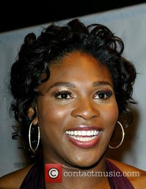 Serena Williams The friends of New York for Children host the 6th Annual Spring dinner Dance at Time Warner centre...