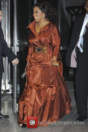 Winfrey Was Snubbed By Palin