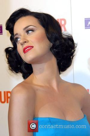 Katy Perry The Glamour Awards 2009 held at Berkeley Square Gardens London, England - 02.06.09