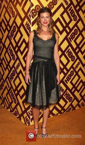 Adrianne Palicki arriving at the HBO Post Golden Globe Party at Circa 55, at the Beverly Hilton Hotel  Beverly...