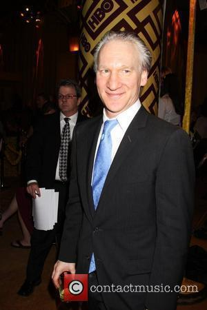 Bill Maher arriving at the HBO Post Golden Globe Party at Circa 55, at the Beverly Hilton Hotel  Beverly...