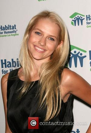 Teresa Palmer Habitat for Humanity of Greater Los Angeles honor the Schwarzenegger family with The Family Visionary Award at the...