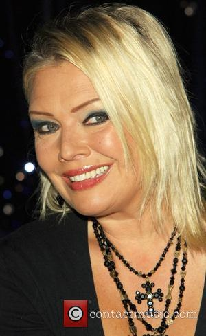 Kim Wilde Here & Now Tour 2009 press launch at the Soho Revue Bar London, England - 16.10.08