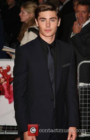 Zac Efron Premiere of High School Musical 3 Senior Year held at Empire cinema London, England - 07.10.08