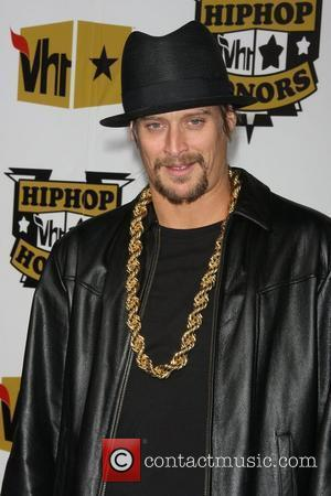 Kid Rock 2008 VH1 Hip Hop Honors at the Hammerstein Ballroom - Arrivals  New York City, USA - 02.10.08