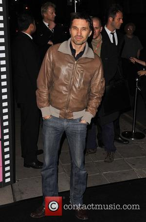 Olivier Martinez Hollywood Dominos - VIP Launch held in Knightsbridge Liverpool, England - 07.11.08