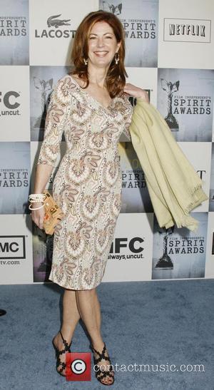 Dana Delany 2009 Film Independent's Spirit Awards at the Santa Monica Pier - inside arrivals Los Angeles, California - 21.02.09