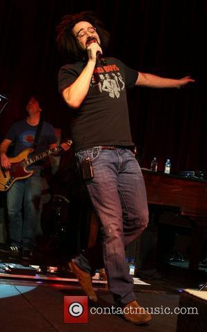 Counting Crows' Adam Duritz Weening Himself Off Drugs