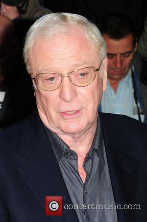 Caine Struck Up Friendship With 'Larry' Olivier