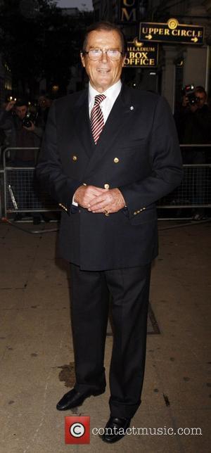 Moore Prefers Bond Villains To 007