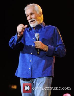 Kenny Rogers  performs at Hammersmith Apollo London, England - 03.04.09