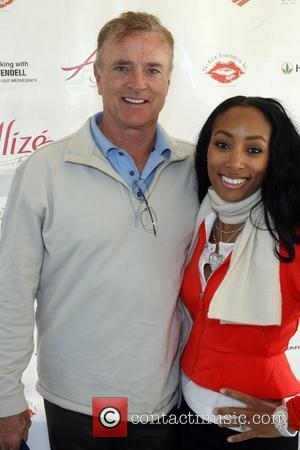 Kevin Dobson and Michelle Murray Of Alize